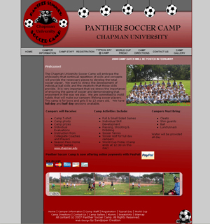 Carrillo Soccer Camp